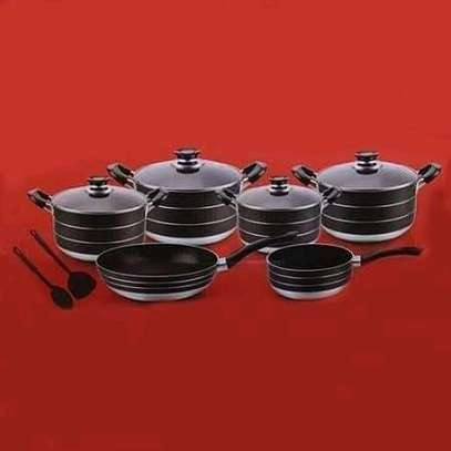 13 piece Cookware Set image 1