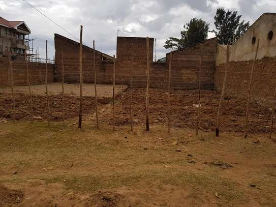 WE BRING YOU PRIME 1/8 ACRE PLOT SUITABLE FOR BOTH RESIDENTIAL & COMMERCIAL DEVELOPMENT FOR SALE IN ELDORET