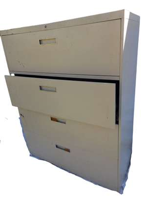 Staples Lateral File Cabinet image 2