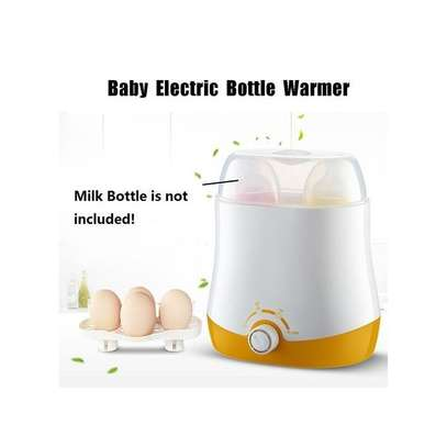 Baby DOUBLE Bottle Milk Warmer Multifunctional Heating Up Food image 1