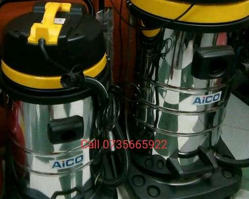 50litres wet and dry vacuum cleaner image 1