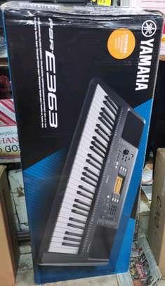 Yamaha keyboard image 1
