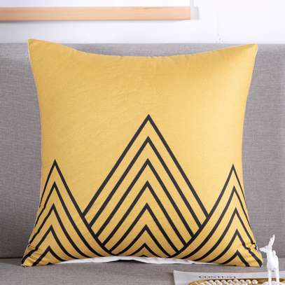 Nordic Throw pillow covers image 4