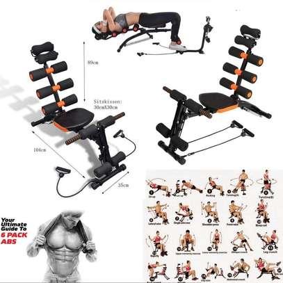 Six Pack Care Machine/Gym Machine image 1