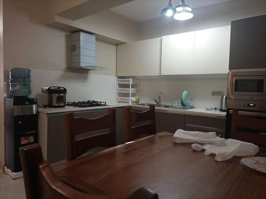Furnished 3 bedroom apartment for rent in Kileleshwa image 5