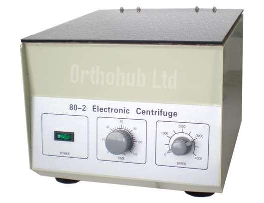 Centrifuge image 1