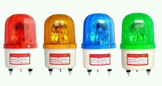 Alarm Warning lights