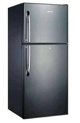 Bruhm 208L frost free double door fridge image 1