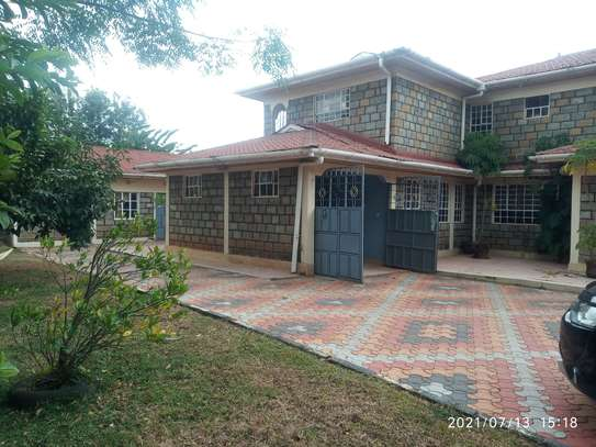 4 bedroom home to let in Muthaiga north image 14