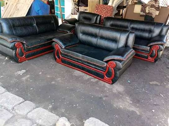 Leather seat 7 seaters image 1