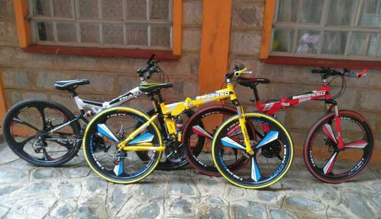 Begasso Foldable Mountain bike/bicycle