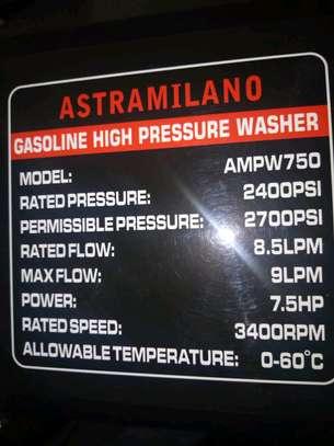 BRAND NEW CAR Wash Machine WITH 7.5HP image 3