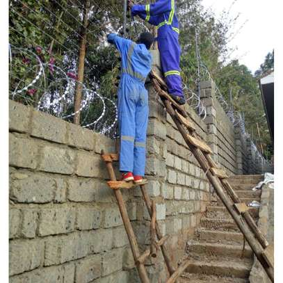 Fencing Solutions Powered And Razor Wire image 1
