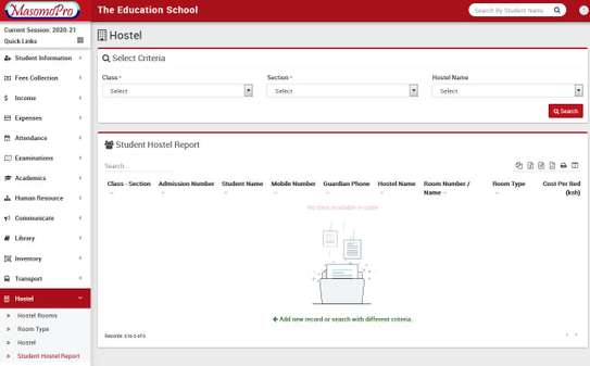 School Management  ERP System image 3