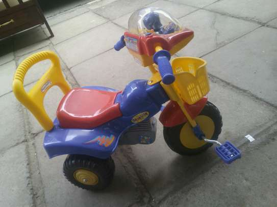 Baby peddle tricycle image 1