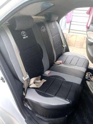 Tudor Car Seat Covers image 7