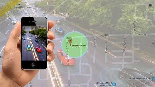 Tracker for your car using SMS or online app image 1