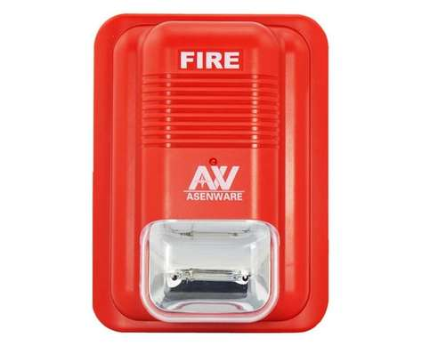 Conventional Fire Fighting System Fire Alarm Strobe Sounder