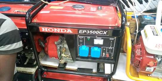 Honda Petrol Generator 4.5kva; Ep3500cx image 1