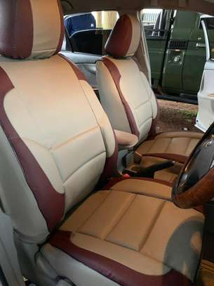 Toyota Fielder  Car Seat Covers image 10