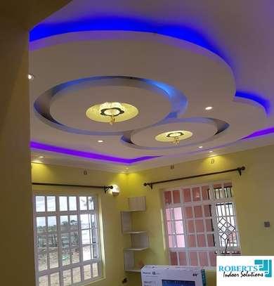 ceiling durable gypsum image 2