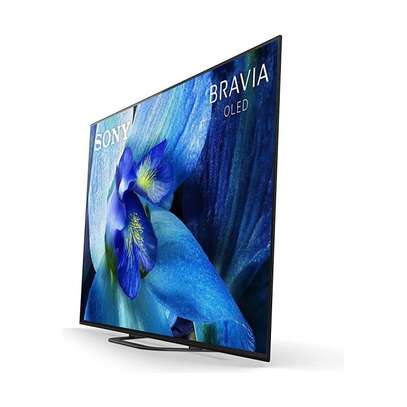 """Sony 65"""" 4K UHD OLED ANDROID TV,ALEXA VOICE CONTROL,WI-FI-65A8G image 1"""