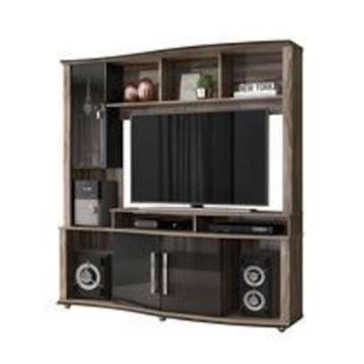 Libia Entertainment Unit TV Stand & Wall Unit image 3