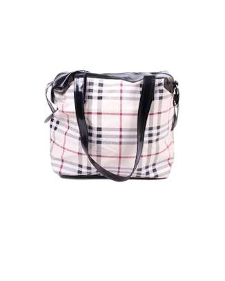 Sling bag with chain, multicolored image 3