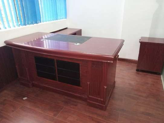 1.8 meters executive office desk image 4