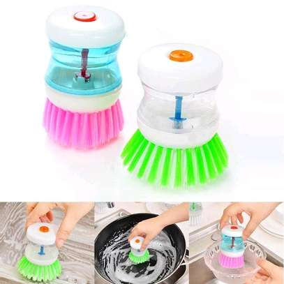 Dish wash brush image 2