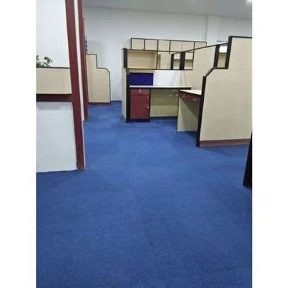 wall carpets and carpet tiles with different colors, prints and patterns. image 13