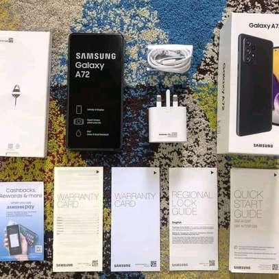 Samsung Galaxy A72 128gb image 1