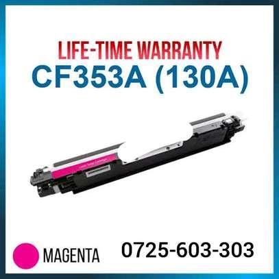 130A magneta only toner cartridge image 1