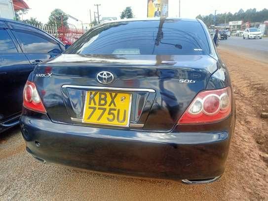 Toyota Mark X 2006 image 2