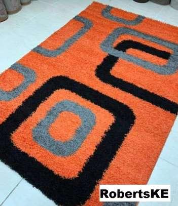 Turkish shaggy orange patched image 1
