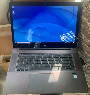 Hp Zbook Studio G3 ,16gb Ram,512ssd,4gb Nvidia Graphics card Gaming Laptop Touchscreen image 4