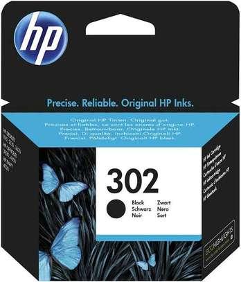 302 inkjet cartridge black F6U66AE image 1