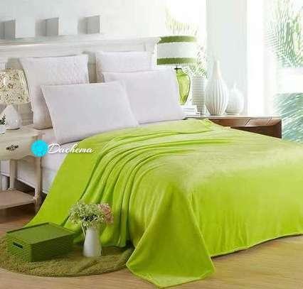 green fleece blankets image 1