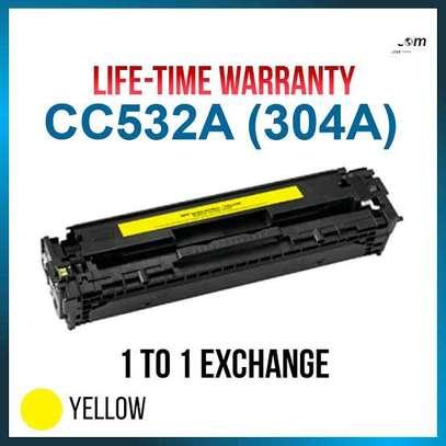 304A yellow only CC531A printer HP Color LaserJet CM2320nf MultifunctionHP Color LaserJet CM2320n MultifunctionHP Color LaserJet CM2320fxi MultifunctionHP Color LaserJet CP2025x image 8