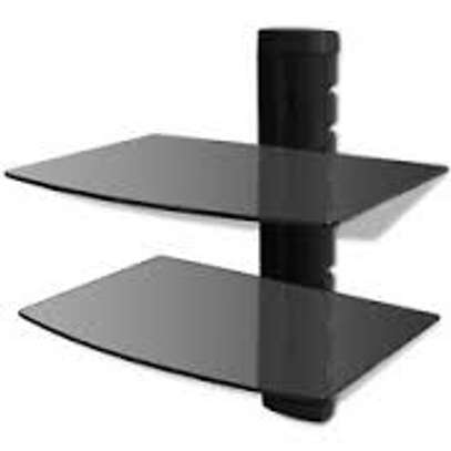 Ematic 2 Shelf DVD Player Wall Mount image 1