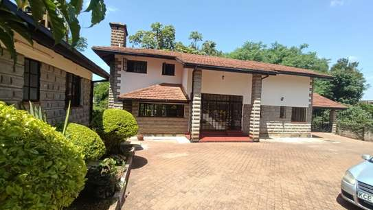 4 bedroom townhouse for rent in Runda image 24
