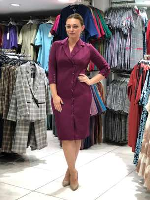 Women Latest dresses casual formal daily office wear for sale at affordable price image 4