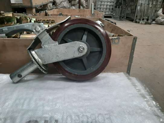 Heavy duty wheels image 1