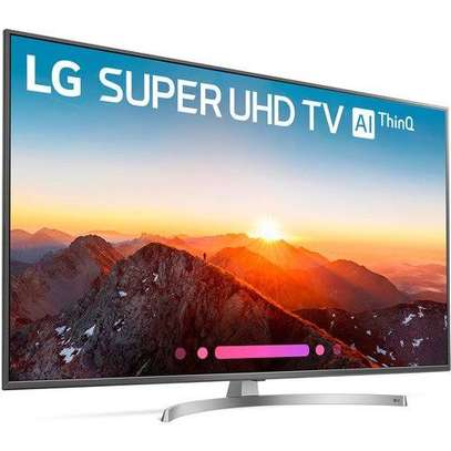 LG 65 inches digital smart 4k tvs image 1
