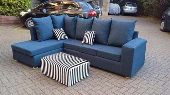 Sofa set made by hand wood and good quality material made image 6