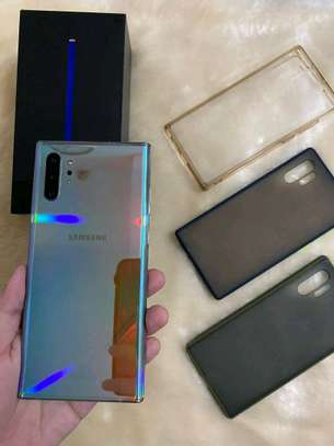 Samsung Galaxy Note 10 Plus 5G The 512 Gigabytes Version image 4