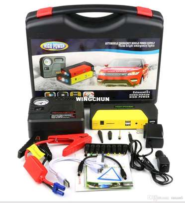 Portable Car jump starter kit image 1