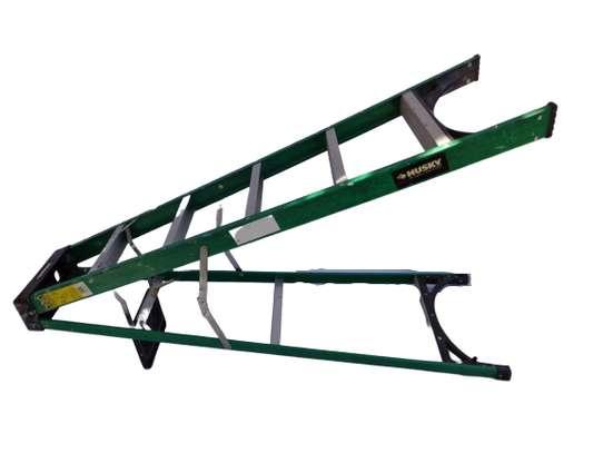 Husky A-frame step ladder