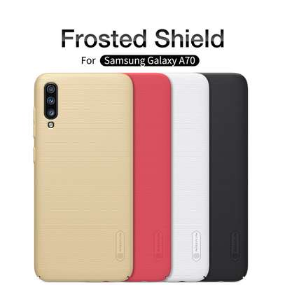 Nillkin Super Frosted Shield Matte cover case for Samsung Galaxy A70 A60 A50 A40 A30 A20 image 6