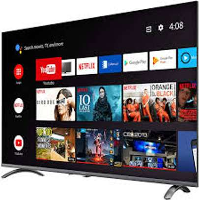 65 inch Skyworth Smart Ultra HD 4K Android LED TV Frameless